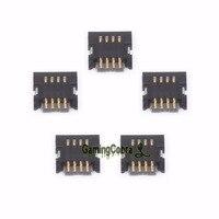 5 x Fix için MIKROFON JOYSTICK & DOKUNMATIK EKRAN konnektörü N3DS XL/LL 2DS Wiiu PED