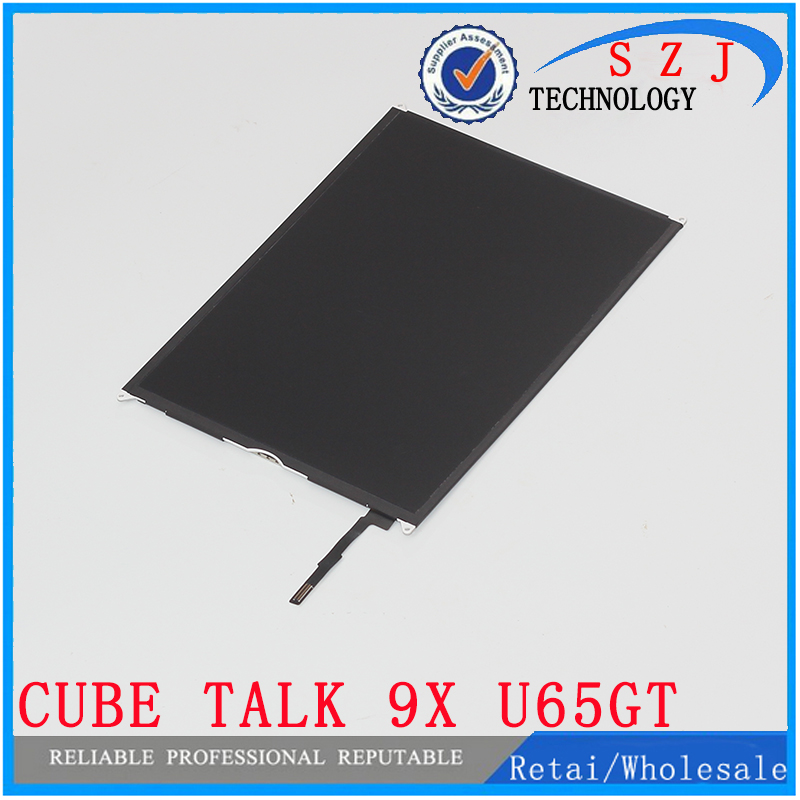 цена на New 9.7'' inch for CUBE U65GT Talk 9X IPS Retina HD LCD Display Screen Talk9X LCD Screen Replacement Free shipping
