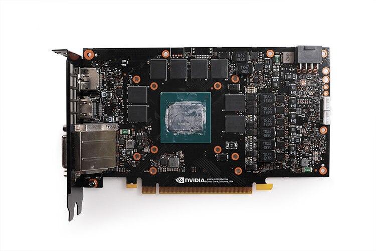 Купить с кэшбэком BARROW Water Block use for NVIDIA RTX2070 Founders Edition/Reference Edition/EVGA 2060/GTX1660Ti Full Cover GPU Block D-RGB 3PIN