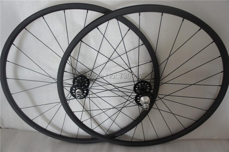 Roues de piste en carbone-rodas aro 20 vélo à engrenages fixes ruedas bicicletas avec recommandation élevée