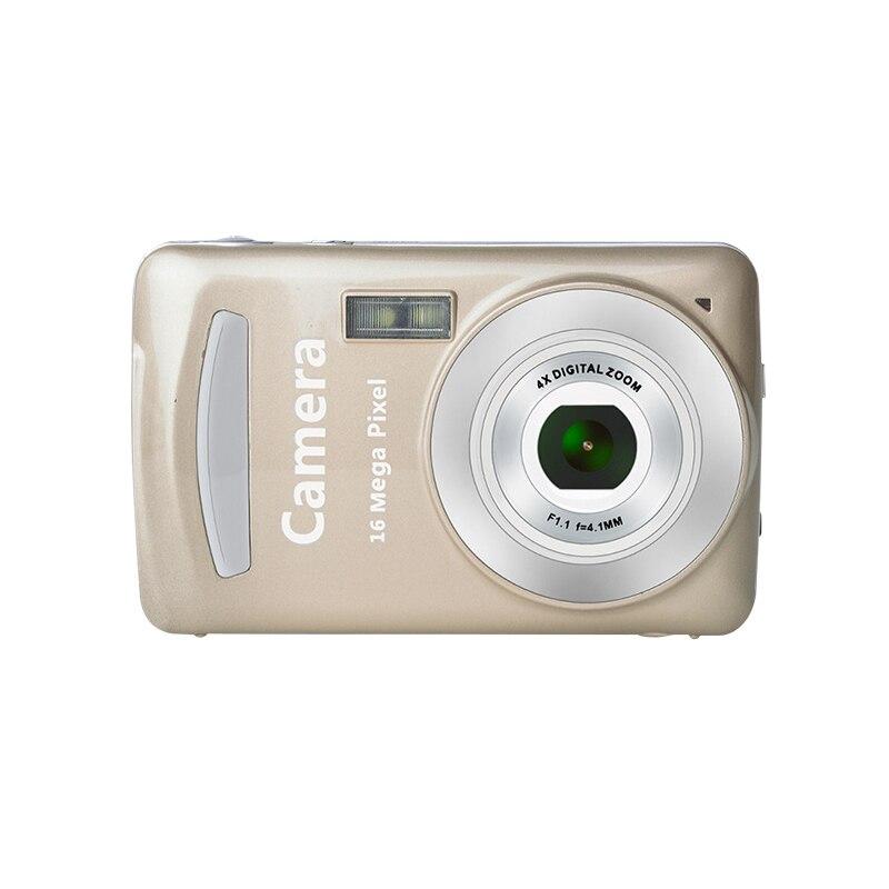 New Children Digital Camera Multi Colored Camera 720P Anti-Shake Video Camcorder Child Birthday Best Gift Toy Mini Camera