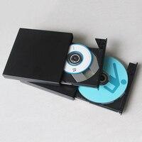 עבור מחשב נייד הכונן האופטי החיצוני DVD ROM USB 2.0 CD / DVD-ROM CD-RW השחקן הצורב Slim Reader Portable Portatil המקליט עבור מחשב נייד (3)