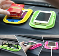 Silicon Anti-slip Car Mat Stand Holder Soft Lover Mobile Phone Car Stand For ZTE Grand X Max+,Nubia My Prague,Avid Plus