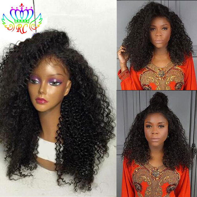 Side Part Synthetic Lace Front Wigs with Baby Hair Cheap Curly Half Wig for  Black Women Synthetic Wigs Sensational Hair f4fd473ed38b