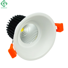 LED Downlights Recessed In Wall 12W CREE Dimmable Spot Projector Adjustable Downlight Ceiling Kitchen Bathroom Lighting