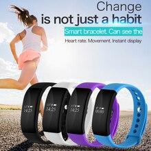Bluetooth Смарт браслет Smartwatch Водонепроницаемый IP68 Монитор Сердечного ритма Смарт Спорт Браслет для Android IOS Телефон V66