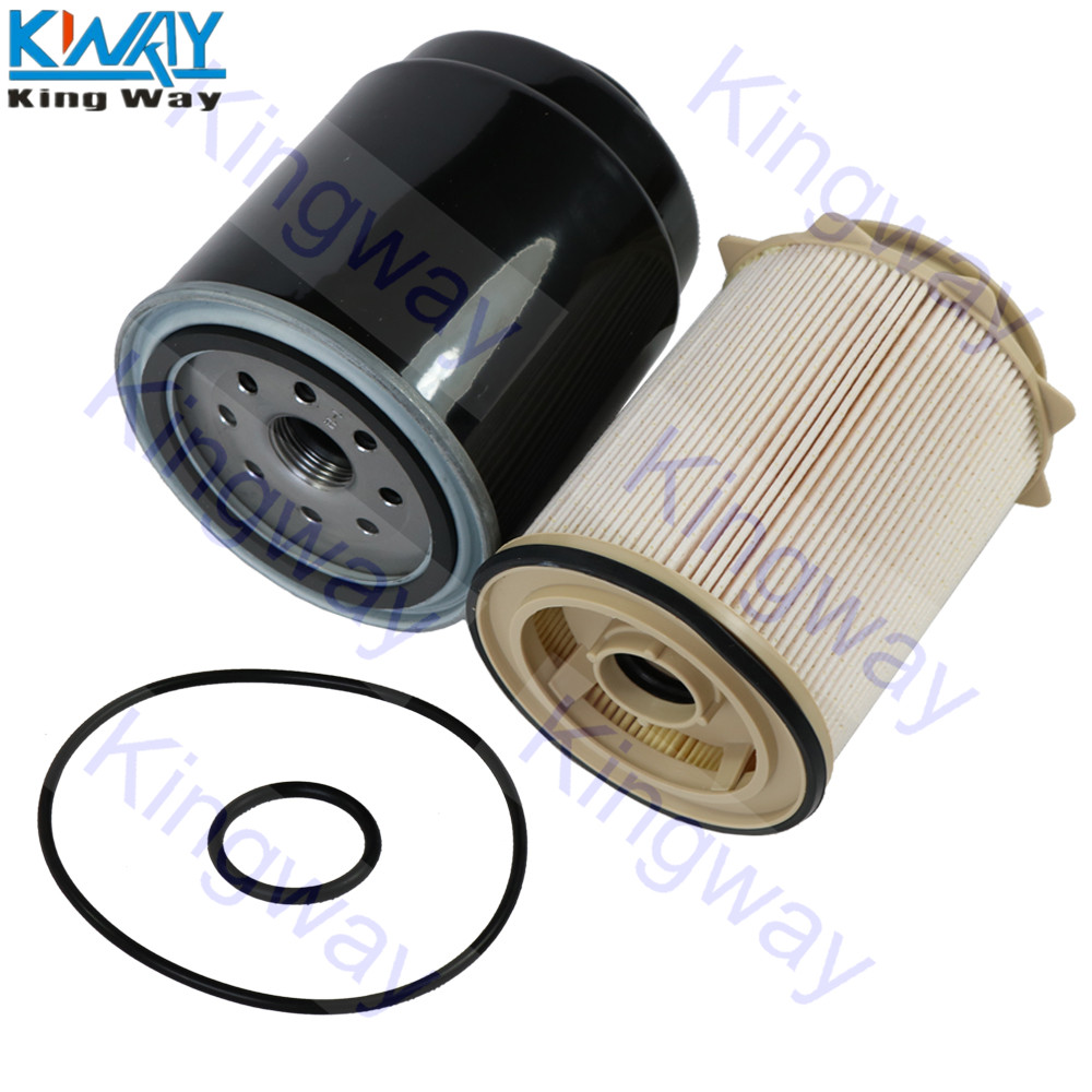 medium resolution of free shipping king way oil fuel filter for cummins dodge ram 6 7l diesel 2013 17 2500 3500 4500 5500 in fuel filters from automobiles motorcycles on