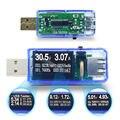 Energía dc voltage meter tester voltimetro digital car voltímetro amperímetro amp volt corriente usb médico médico cargador del banco de potencia