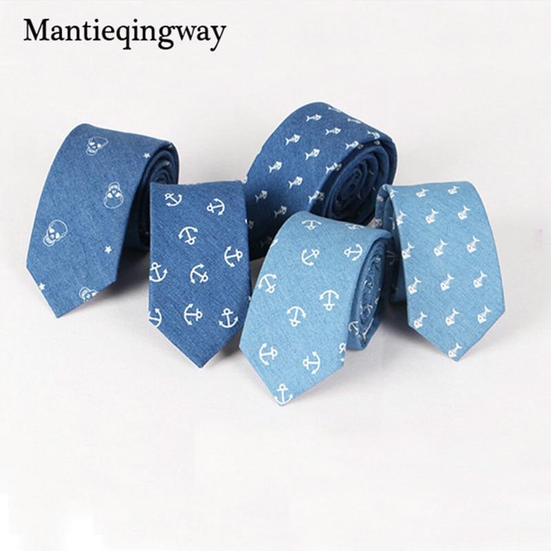6cm हेलोवीन शादी के एंकर बो पुरुषों के लिए कपास खोपड़ी गर्दन टाई नेक टाई टाई