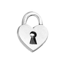 30pcs new coming lock love charm