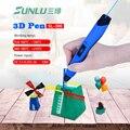 3d-ручка Sunlu  пластиковая ручка для печати  20 шт.  100 м  1 75 мм  АБС  с защитой от температуры
