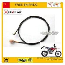 Shineray X2 X2X 250cc мотоцикл Speedo спидометр кабель цифровые аксессуары к спидометру