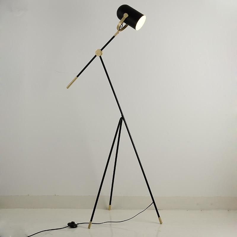 Online get cheap tripod floor lamp for Cheap tripod lamp