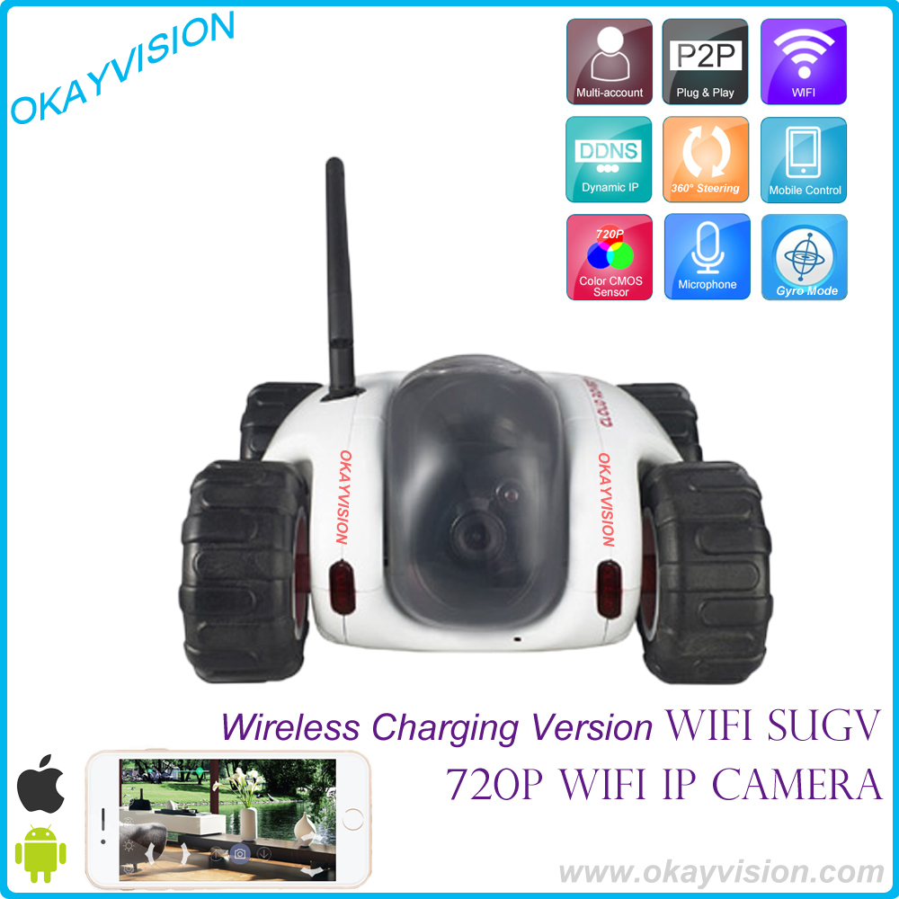 NEW wifi SUGV with 720P IP Camera WIFI font b RC b font car iPhone OS