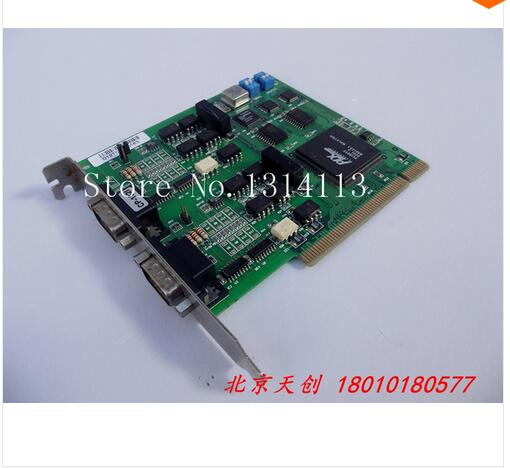 [SAA] Beijing spot MOXA CP-132I 2 RS-422/485 PCI Multiport Serial Card