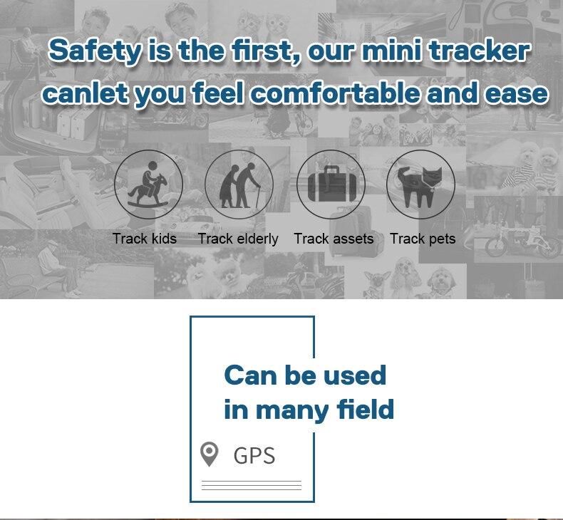 High Quality gps tracker locator