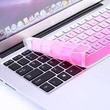 """Радуга Силиконовый чехол кожного покрова протектор для iMac Macbook Pro 1"""" 15"""" Чехол протектор"""
