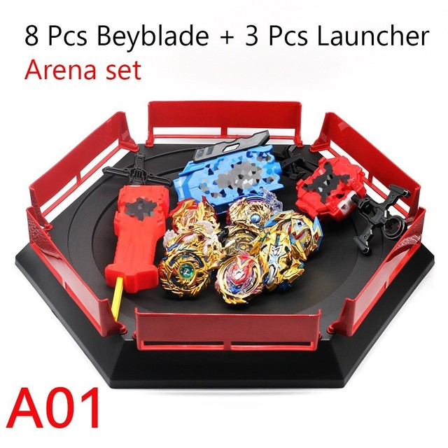 Beyblade Burst B139 Toys With Launcher Starter And Arena Bayblade Metal Fusion God Spinning Tops Bey Blades Toy