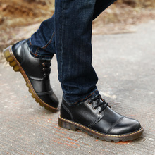 hot deal buy 2018 spring and autumn martin boots and men fashion shoes, men's business casual shoes