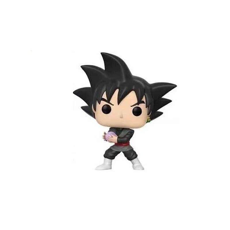 Funko pop ZAMASU WHIS De Dragon Ball Z GOKU PRETO Action Figure Coleção Toy Modelo para o presente de aniversário das crianças