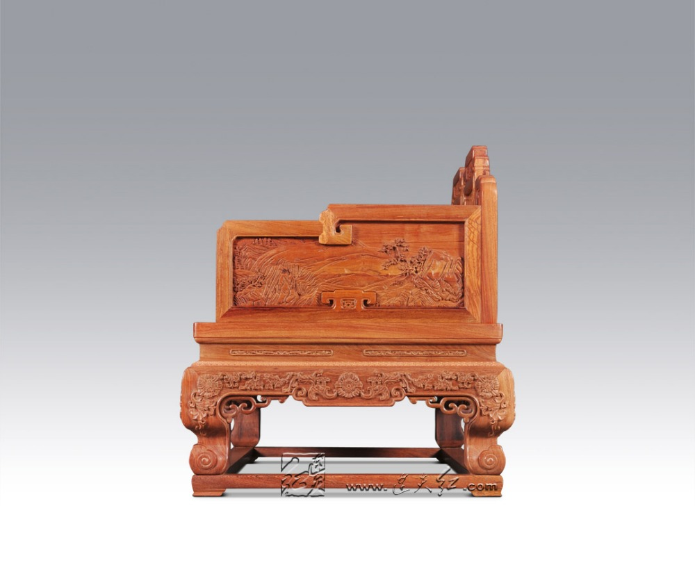 negozio online 2 posti letto sedia royal cinese palissandro mobili ... - Mobile Soggiorno Antico 2
