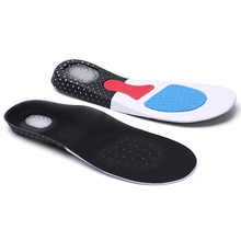 NEW 2018 Hot Sale Shoes Arch Support Cushion Feet Care Insert Orthopedic Insole for Flat Foot Health Sole Pad