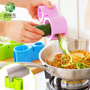 DUOLVQI Vegetable Spiralizer G