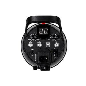 Image 5 - Godox DE300 300W 전문 스튜디오 스트로브 플래시 램프 GN58 사진 조명 초상화 아트 사진 제품 사진