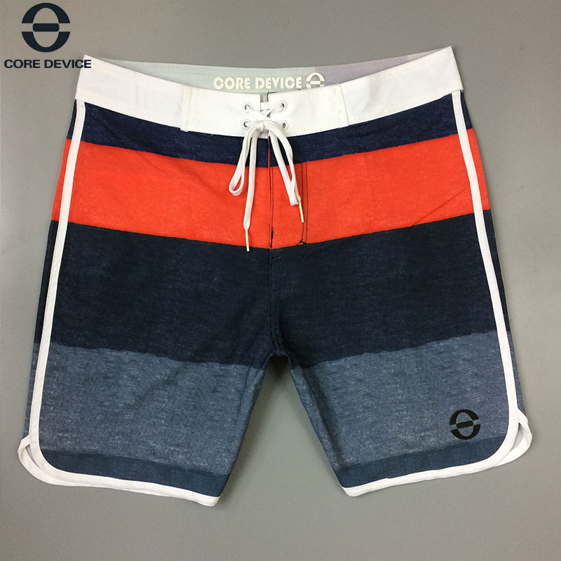 2019 New Water Repellency Extensible Stretch Elastic Men   Board     Shorts   Swimwear Men Beach   Shorts   Men Bermuda   Short   Boardshorts