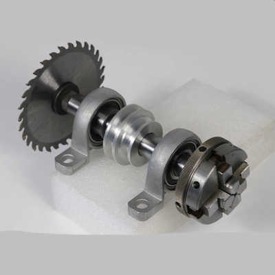 Chuck assembly/saw blade assembly/beads machine spindle/flat knitting machine/grinding/polishing