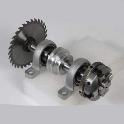 Free Shipping Chuck Assembly/saw Blade Assembly/beads Machine Spindle/flat Knitting Machine/grinding/polishing
