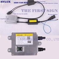 2 pcs Car Light Hylux silver 2A88 CAN BUS Ballast 3 Years Warranty work HID Bulb 35W H1 H3 H7 H8 H9 H10 H11 9005 9006 880 881
