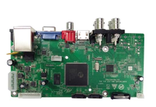 3520d Development Board 3520dv200 NVR DVR Vehicle Hi3515 SDK AHD Nvp6134c
