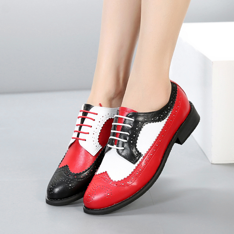 Women oxford Spring shoes genuine leather loafers for woman sneakers female oxfords ladies single shoes strap 2019 summer shoesWomen oxford Spring shoes genuine leather loafers for woman sneakers female oxfords ladies single shoes strap 2019 summer shoes