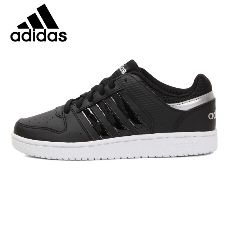 Original Authentic Adidas NEO Label HOOPS Womens Skateboarding Shoes Sneakers Hard-Wearing Shoes Adidas Leisure DB2550 ClassicOriginal Authentic Adidas NEO Label HOOPS Womens Skateboarding Shoes Sneakers Hard-Wearing Shoes Adidas Leisure DB2550 Classic