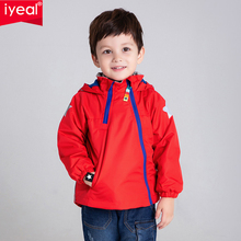 IYEAL 2019 NEW Autumn Polar Fleece Children Outerwear Warm S