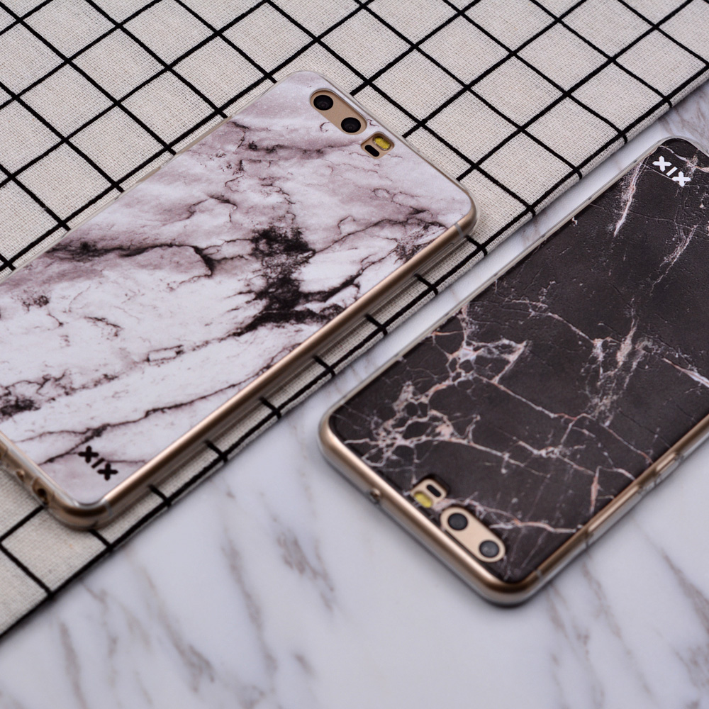 For Huawei P10 Lite Case Marble Cover Huawei P9 Lite Case 2017 P8 P9 P20 Lite Pro Plus P Smart Honor 6A 6X 8 9 Nova Mate 10 Lite
