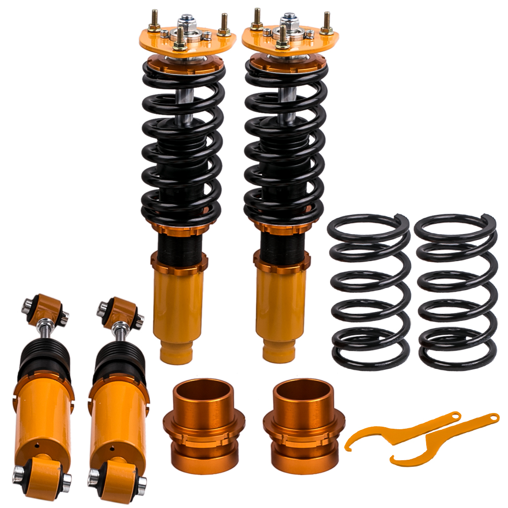 Performance Coilover Suspension Kit for Mazda 6 2003-2007 Adj Height Shock AbsorbersPerformance Coilover Suspension Kit for Mazda 6 2003-2007 Adj Height Shock Absorbers