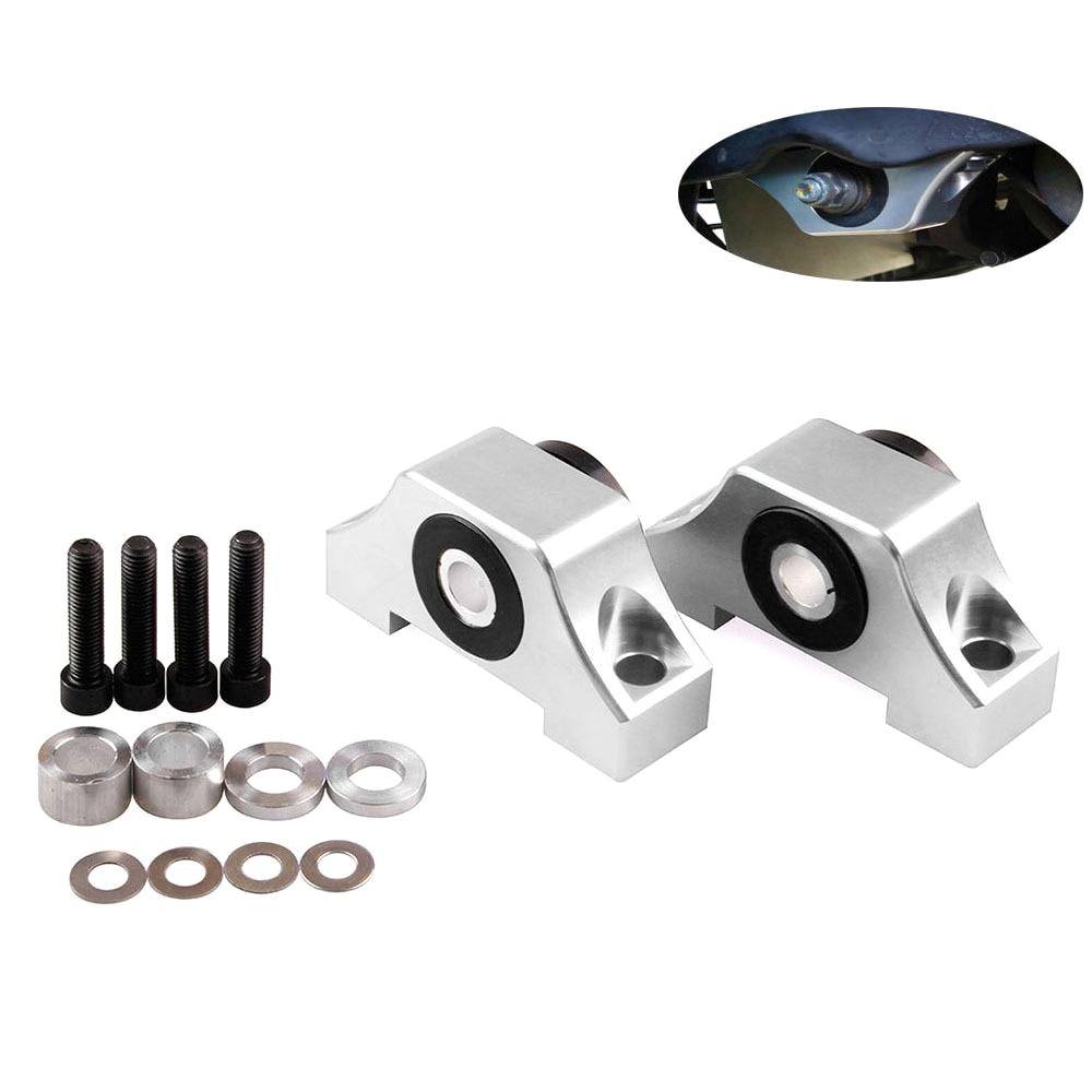 2 XBillet moteur moteur Kit de montage de couple Civic 92-00 Del Sol Integra 94-01 D & B Seri