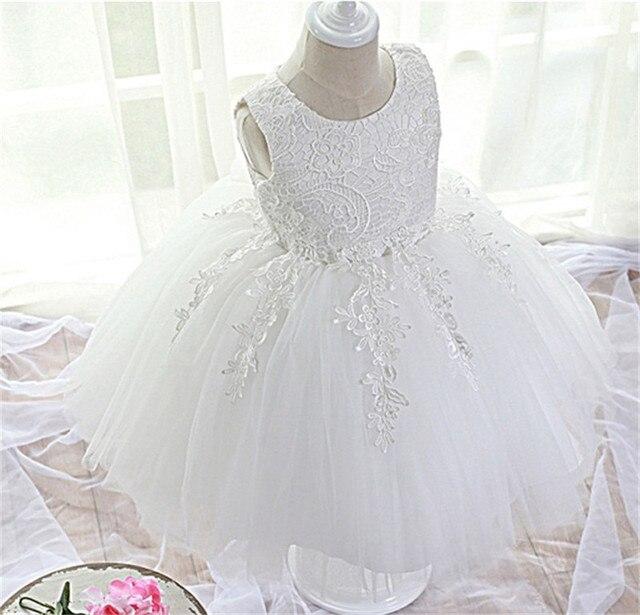 Sommer Marke Baby Mädchen Spitze Hochzeit Kleid Kinder Kinder ...