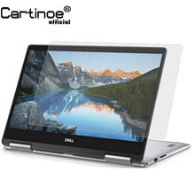 Cartinoe Laptop 13.3 Inch Screen Protector UNTUK Dell Inspiron 13 7000 7373 Notebook anti Silau Matte LCD Layar Guard Film, 2 Pcs(China)