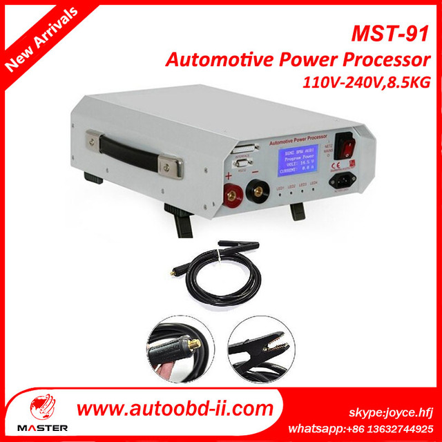Car Voltage Regulator Testers : Car ecu programming professional factory supply mst