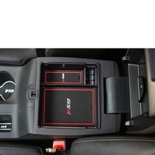 Lsrtw2017 Pc Car Armrest Box Interior Mat for Trumpchi Gs4 2015 2016 2017 2018 2019 2020 сиденье для унитаза santek сенатор дюропласт 1wh106904
