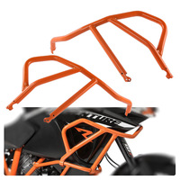 Steel Orange Upper Crash Bar Protection Frame Guard for 2013 2016 KTM 1190 Adventure / R 2014 2015