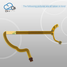 где купить 3PCS!NEW LENS Aperture Flex Cable For CANON EF-S 17-85 mm 17-85mm f/4-5.6 IS USM Repair Parts дешево
