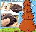 20 шт./лот Kapibarasan декомпрессии красный бобовой пасты сотовый телефон аксессуары squeeze игрушка