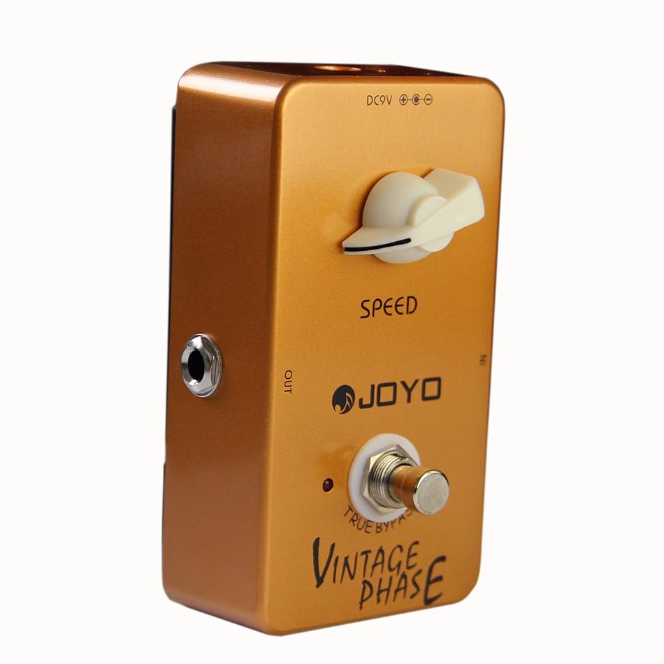 JOYO JF-06 Guitar Effect Pedal/Vintage Phase Guitar Effect Pedal/Guitar Accessories купальник раздельный 8 16 лет