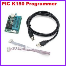 5pcs/lot PIC K150 Programmer Downloader USB Provide Technical Support