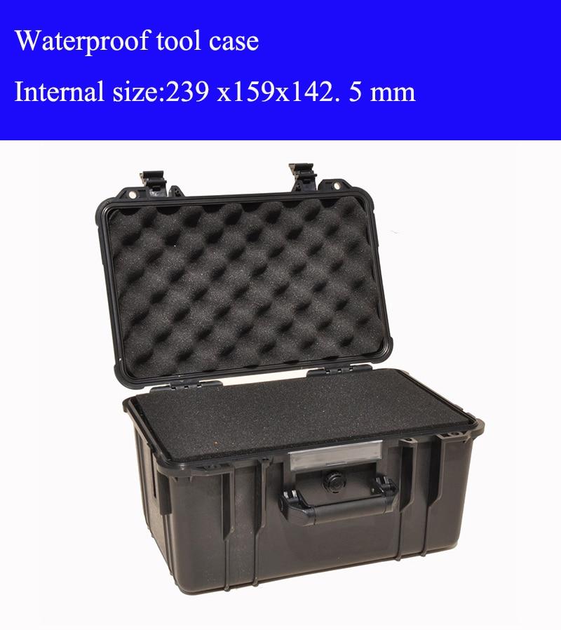 239 x159x142. جعبه ابزار مورد جعبه ابزار ABS 5mm