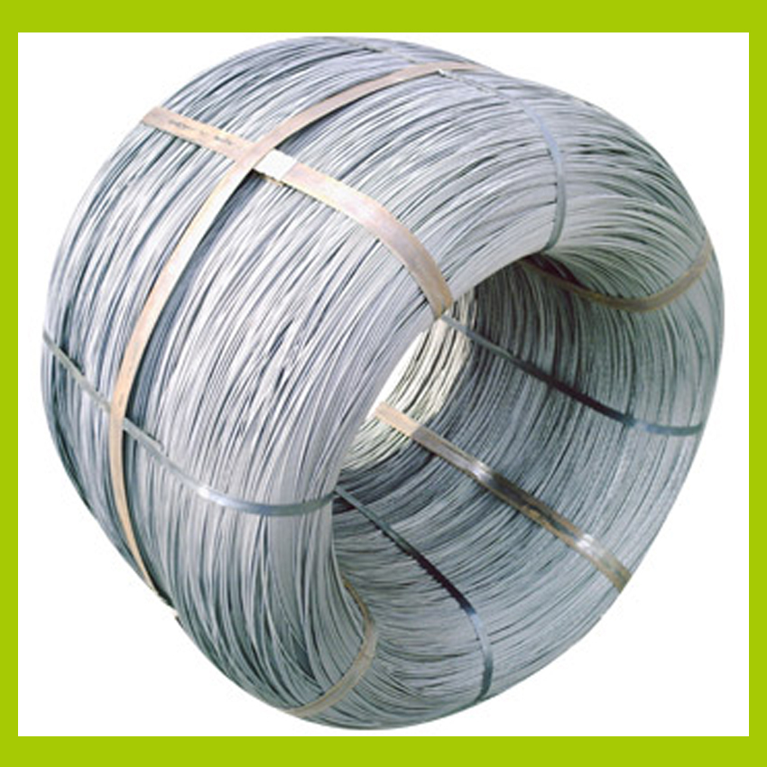 20 40g Zinc Coated Galvanized Wire For Construction Uses ( Binding ...